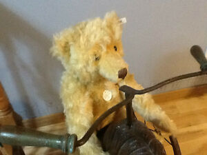 Steiff Teddy Boy 1905 Kitchener / Waterloo Kitchener Area image 3