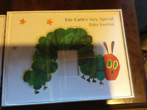 Beautifully Illustrated Eric Carle Baby Book/ Photo Album Strathcona County Edmonton Area image 2
