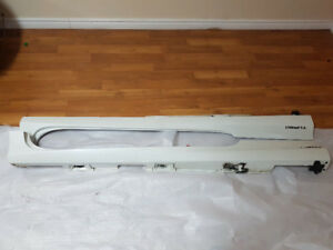 2016 2017 2018 honda civic coupe oem side skirt.