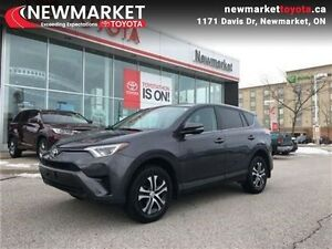 2016 Toyota RAV4 AWD LE  TOYOTA CERTIFIED  ACCIDENT FREE ALL WHE