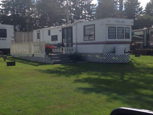 Spacious Park Model RV in Park - $50 Gift Card