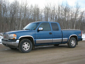 2002 GMC Sierra 1500 4x4