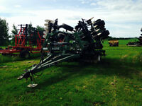 Brillion Seeder, Rotary Mowers, Post Pounders, Trailers RENTALS