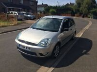 Ford Fiesta 1.4 ZETEC (long mot)