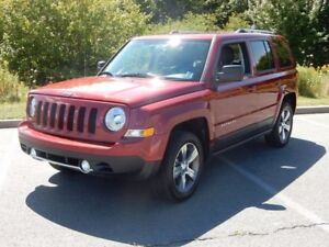 2017 Jeep PATRIOT HIGH ALTITUDE!! LOADED LEATHER!!!