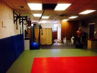 Gym/ Fitness Space for Rent/Lease