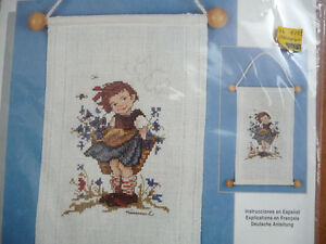 Brand New Counted Cross Stitch Kit - Hummel Banner London Ontario image 3