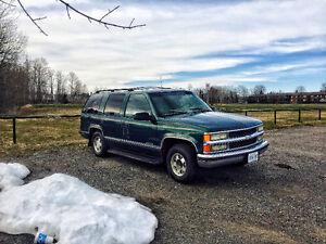 1996 Chevrolet Tahoe 2WD 350 TBI