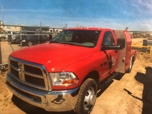 2011 W3500 Welding Truck - 2 AVAILABLE