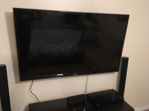 60 inch LED haier Tv