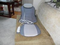 DR. SCHOLL,S ELECTRIC BACK MASSAGER