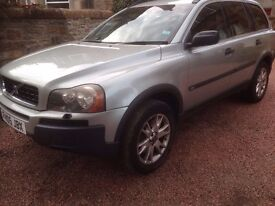 2005 VOLVO XC 90 2.9 T6 twin turbo AUTOMATIC 4x4 7 SEATER MOT 1 YEAR PX SWAP