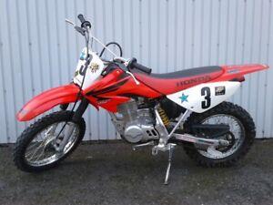 CRF 80 2007