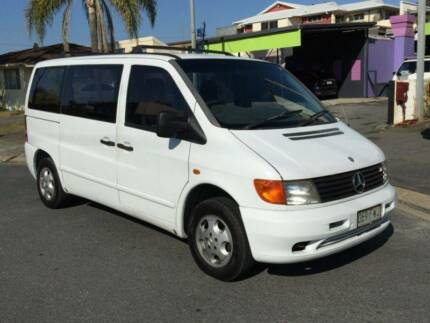 2000 Mercedes-Benz Vito Van/Minivan Mermaid Beach Gold Coast City Preview