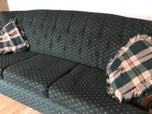 Sofa from non-smoking pet free house