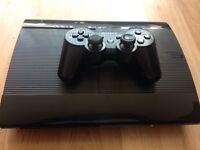Playstation 3 500gb super slim ps3 for sale