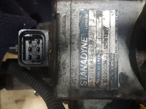 6.5 detroit diesel injection pump with updated module.