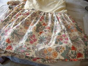 Bed Skirt for Single Bed and plus.....