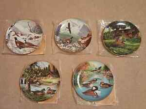 """""""The Sporting Year"""" Porcelain Plate Collection"""