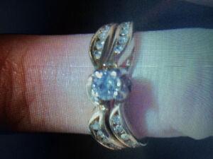 Engagement/wedding rings