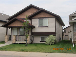 Fully Developed House in South Red Deer
