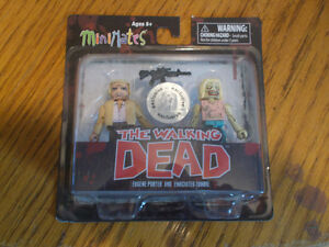 The Walking Dead Minimates For Sale, Rare Figures!!! London Ontario image 1