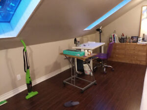 4-month Summer Sublet Room near McMaster