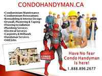 Handyman / Renovations / General Contractor / Contracting