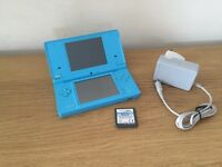 Nintendo DSI & Game & Charger
