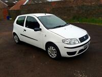 2005 Fiat Punto 1.2 8v Sole Limited Edition 3dr