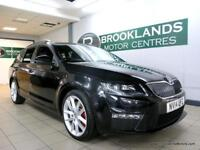 Skoda Octavia 2.0 TDI CR VRS Estate [LEATHER, DAB RADIO and ?30 ROAD TAX]