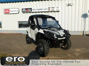 2013 Can Am COMMANDER 1000 LIMITED