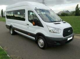 2017 67 Ford TRANSIT 460 ECONETIC TECH TREND RWD 17SEATER 125PS (AIR CON)