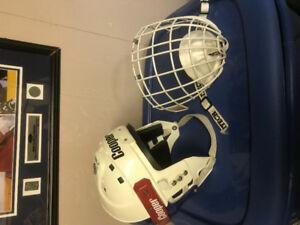 """Hm50 Cage """"Hasek Stlye. Cooper SK2000 Helmet."""