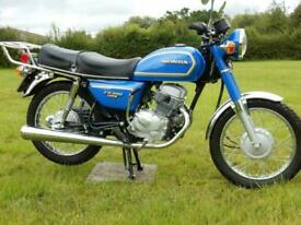 Honda CD200 Benly 1984