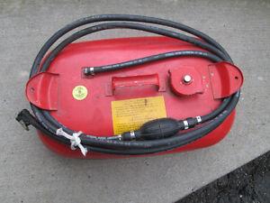 Outboard Motor Gas Tank