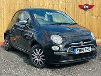 2014 Fiat 500 1.2 Pop 3dr [Start Stop] HATCHBACK Petrol Manual