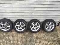 Alloys to fit VW camper , polo etc