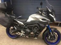 Yamaha MT 09 ABS TRACER