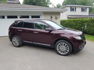 2011 Lincoln MKX with  Premium Package