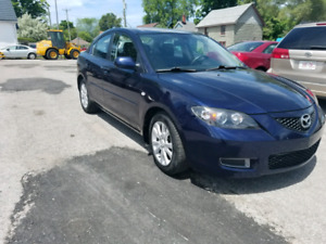 2008 MAZDA 3 **CERTIFIED AND E-TEASTED **