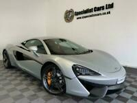 2019 Mclaren 540C 3.8 V8 SSG **only 1,250 miles** Great spec + Sports exhaust