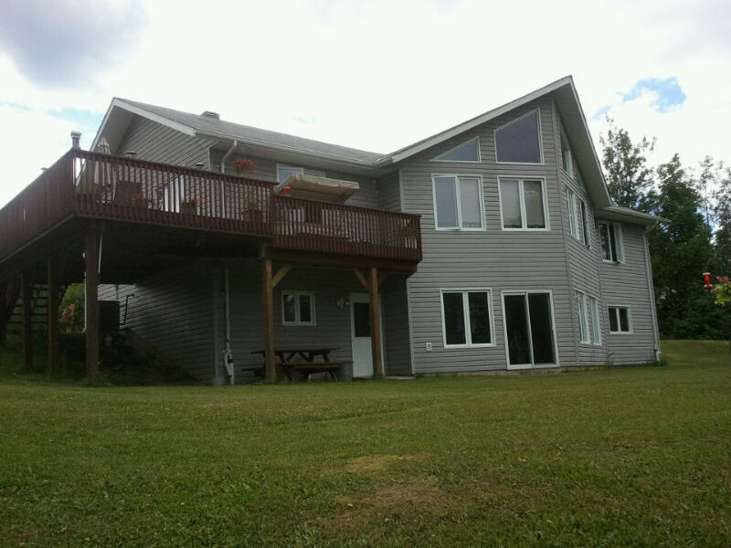 Waterfront Home for Sale Elk Lake   Houses for Sale ...