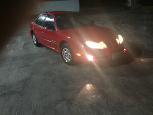 2003 Pontiac Sunfire in great shape LOW KmS
