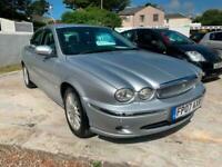 2007 Jaguar X-Type 2.0d SE 4dr [Euro 4] SALOON Diesel Manual