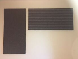 100% Harris tweed canvases