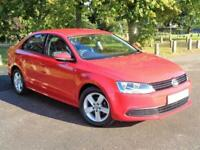 2012 Volkswagen Jetta 1.6TDi SE AUTOMATIC Bluemotion Technology DSG 4-Door SALO