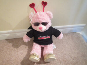 Build-A-Bear and accessories