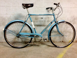 1977 Raleigh Sports 3 Classic Roadster - $275