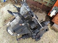 RENAULT CLIO GEARBOX 1.0/1.2/1.4 98-07 ( MODIFIED SALVAGE DAMAGE DYNAMIQUE